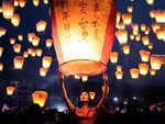 Pingxi Lantern Festival - Taiwan