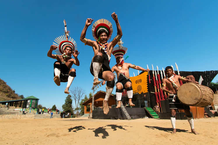 Nagaland's Hornbill Festival is starting on December 1