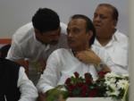 Dhananjay Munde and Ajit Pawar
