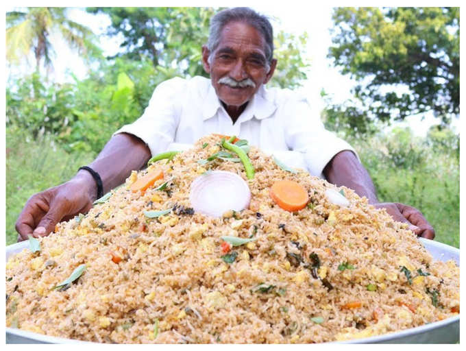 Narayana Reddy Of Grandpa Kitchen Who Used To Cook For Orphans Passes Away The Times Of India