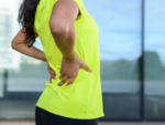 ​Weight training can prevent back problems