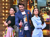 Movie, Masti With Manish Paul: On the sets