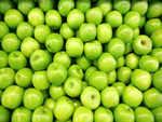 Origin of green apple