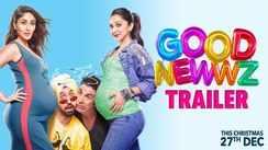 Good Newwz - Official Trailer