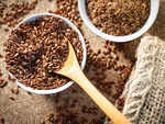 Flax seeds reduce the risk of heart disease