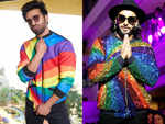 5 times Pulkit Samrat reminded us of Ranveer Singh, thanks to his unique STYLE