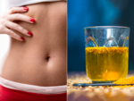 How turmeric water can help you burn belly fat