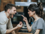 How not to get angry during a fight with your partner