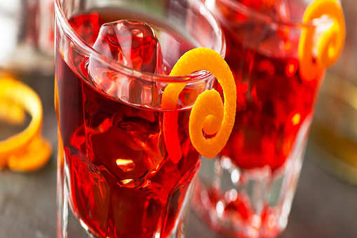 Cranberry & Green Tea Spritzer