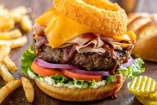 Wild, Wild West Burger