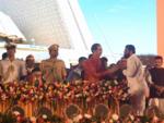Eknath Shinde takes oath as minister