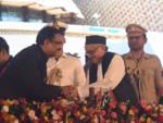 Jayant Patil meets Governor BS Koshyari
