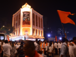 Sena Bhavan decked up