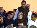 Raj Thackeray at Shivaji Park