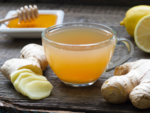 How to make ginger water for weight loss