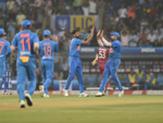 Bhuvneshwar gets danger-man Pollard out