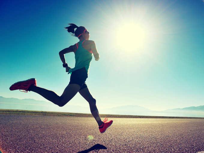 pierderea în greutate sprint vs jog)
