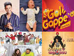 Week That Was! From Gippy Grewal being blessed with a son to Binnu Dhillon announcing his comedy flick 'Golgappe', here are the major Pollywood highlights of the week