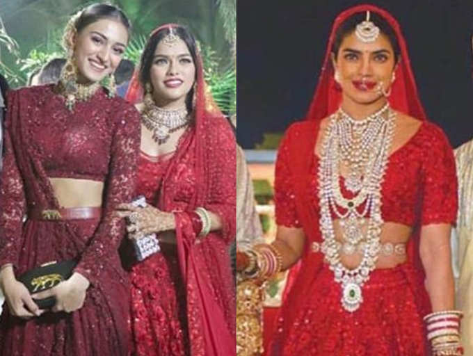 New Bride Sonyaa Ayodhya Twins With Erica Fernandes In Matching