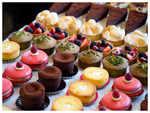 Desserts getting diverse