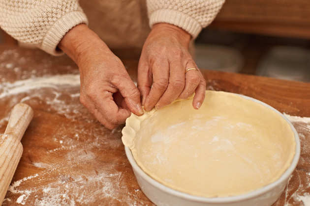 Tart crust 1