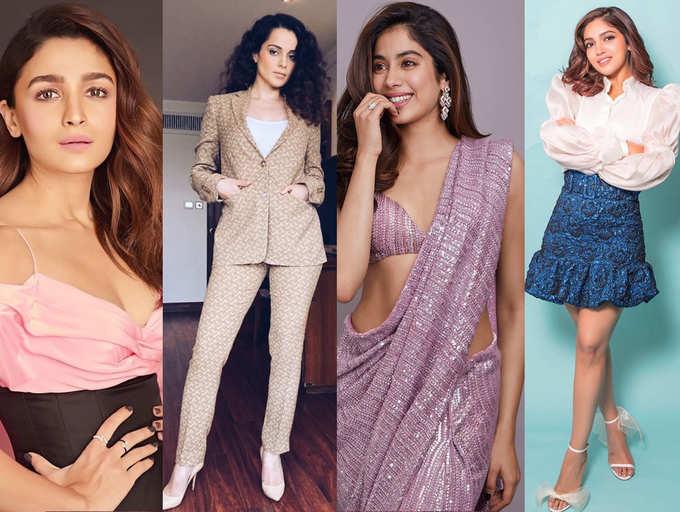 Alia Bhatt To Kangana Ranaut And Kiara Advani Meet The Bollywood Actress Who Will Rule 2020 With Maximum Releases The Times Of India