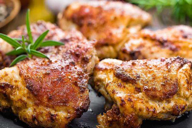 chrispy chicken thighs  (2)