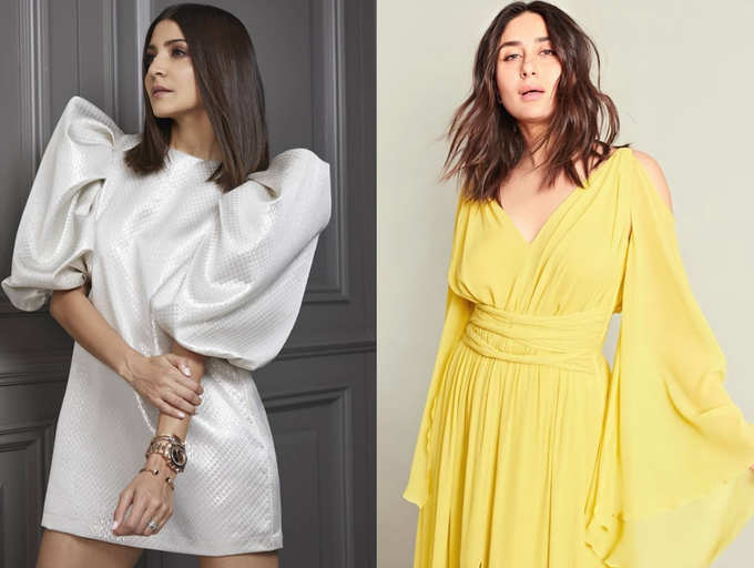 Anushka Sharma S One Length To Kareena Kapoor Khan S Medium Length Top Trendy Haircuts For 2020 The Times Of India