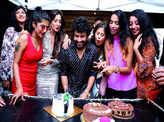 Bhuvann Ponnannaa gets a surprise birthday pool party