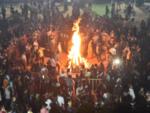 South India celebrates Bhogi