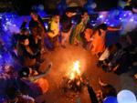 Lohri celebrations at full swing