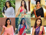 Let's have a look at the six actresses who have dressed up as the gorgeous diva in the real traditional avatar for this Makara Sankranti