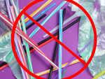 Ditch plastic straws