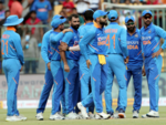 Team India retains the winning team