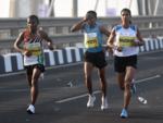 Sudha Singh wins Women's Elite run