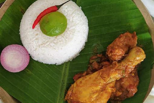 Bengali Chicken Kosha