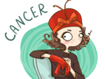 Cancer—the 'homely' or committed spouse