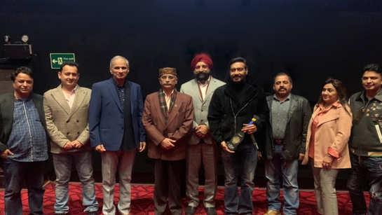 Ajay Devgn thanks General Manoj Mukund Naravane, Admiral Karambir Singh andAir Chief Marshal RKS Bhadauria for watching 'Tanhaji: The Unsung Warrior'