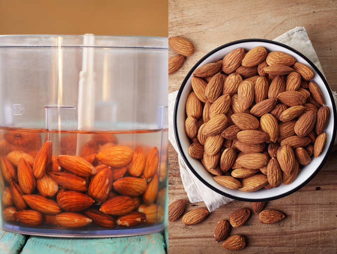 Soaked Almonds vs. Raw Almonds: What is Better? | Why Soaked Almonds are  Better than Raw