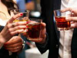 Cut down the alcohol consumption