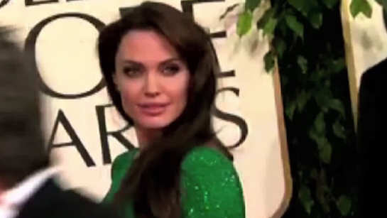 Angelina Jolie reacts to Brad Pitt and Jennifer Aniston's reunion