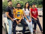 Goldy Desi Crew's debut