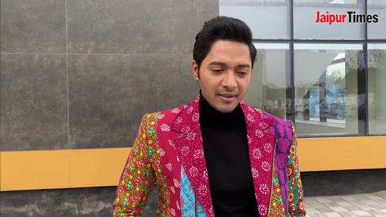 Shreyas Talpade: I would love to come and shoot for a film in Jaipur, especially in winters