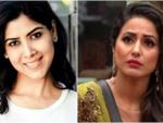 When she called Sakshi Tanwar cross-eyed