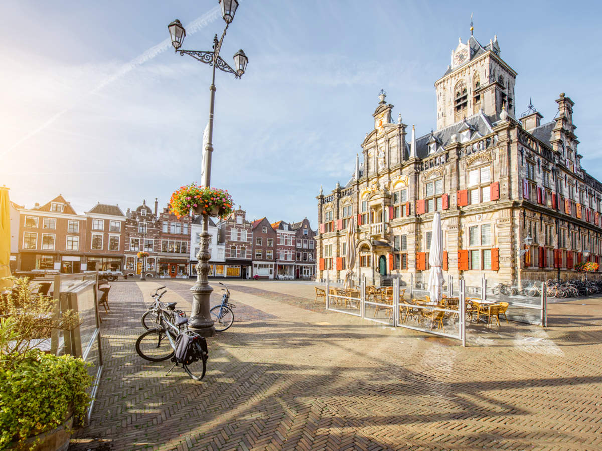 The Netherlands drops its 'Holland' nickname officially | Times of India  Travel
