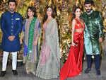 Ranbir Kapoor – Alia Bhatt to Malaika Arora – Arjun Kapoor: Bollywood couples make stylish appearances at Armaan Jain and Anissa Malhotra's wedding reception