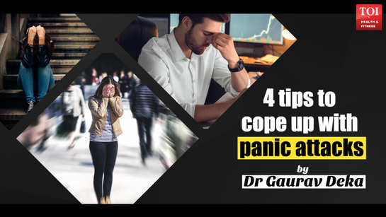 4 ways to cope up with a panic attack Dr Gaurav Deka