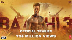 Baaghi 3 - Official Trailer