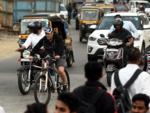 Salman Khan hits the road, again!