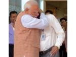 PM Narendra Modi and K Sivan